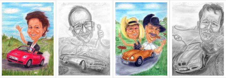 Auto, ob Cabrio, Targa oder Ferrari